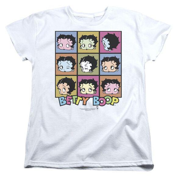 Betty Boop Shes Got The Look Short Sleeve Womens Tee T-Shirt
