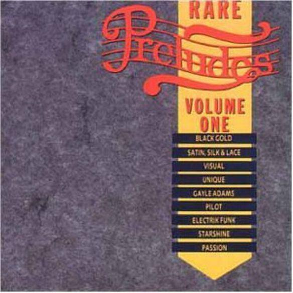 Various Artists - Rare Preludes 1 / Various
