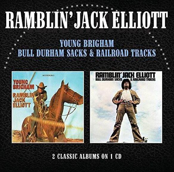 Young Brigham / Bull Durham Sacks & Railroad Track