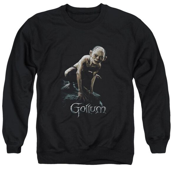 Lor Gollum Adult Crewneck Sweatshirt