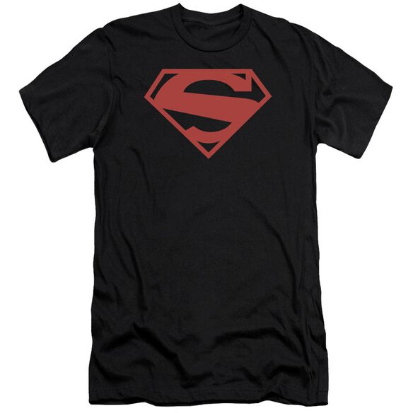 Superman 52 Red Block Premuim Canvas Adult Slim Fit
