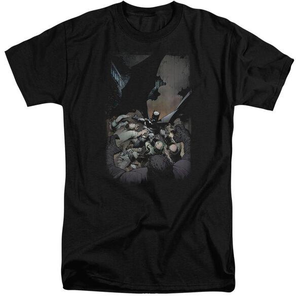 Batman Batman #1 Short Sleeve Adult Tall T-Shirt