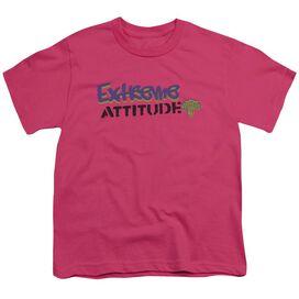 Warheads Extreme Short Sleeve Youth Hot T-Shirt