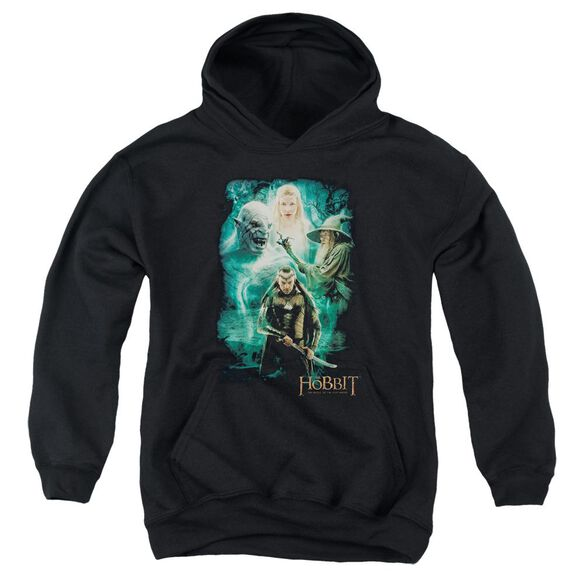 Hobbit Elrond's Crew Youth Pull Over Hoodie