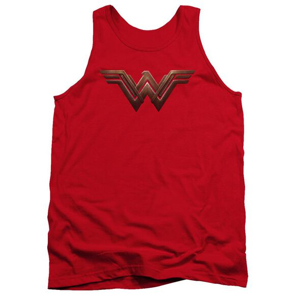Batman V Superman Ww Shield Adult Tank
