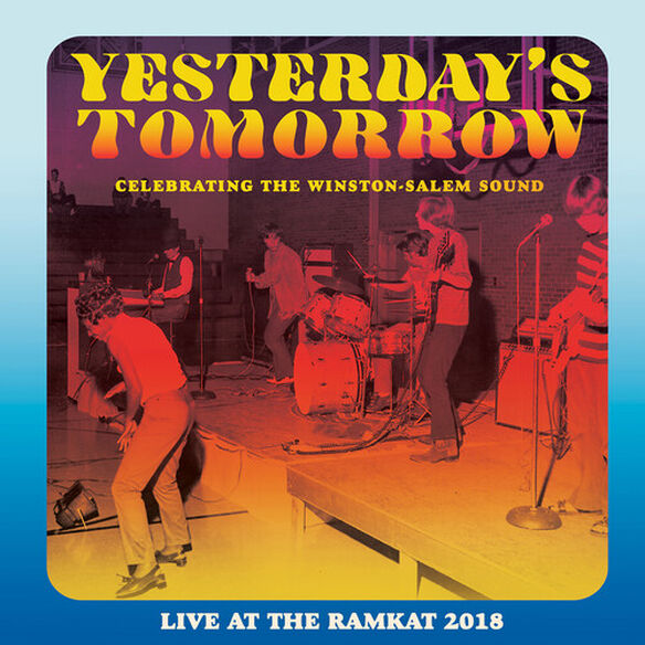 Various Artists - Yesterday's Tomorrow: Celebrating (Various Artists)