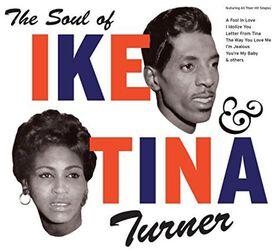 Ike & Tina Turner - Soul of Ike & Tina Turner