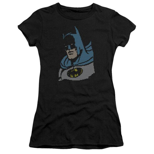 Dc Lite Brite Batman Premium Bella Junior Sheer Jersey