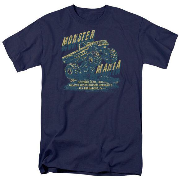 MONSTER MANIA - ADULT 18/1 - NAVY T-Shirt