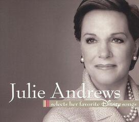 Various - Julie Andrews Selects Her Favorite Disney Songs