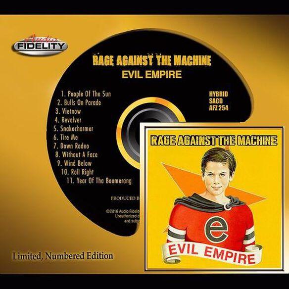 Evil Empire (Gold Series) (Aus)