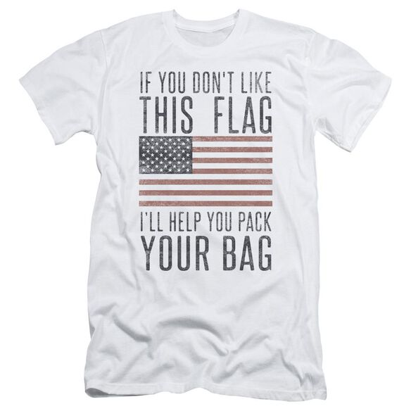 Pack Your Bag Hbo Short Sleeve Adult T-Shirt