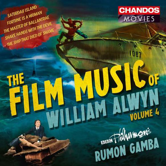 Film Music Of William Alwyn Vol 4