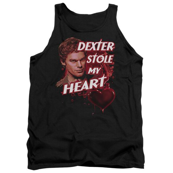 Dexter Bloody Heart Adult Tank