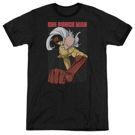 One Punch Man Heroic Fist Adult Ringer