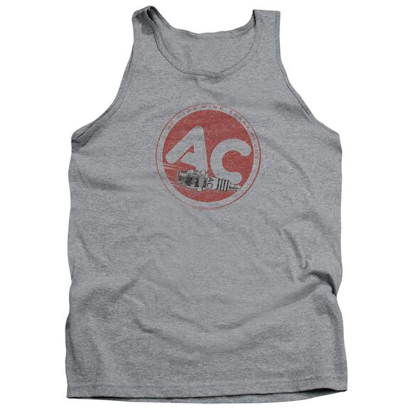 Ac Delco Ac Circle Adult Tank Athletic
