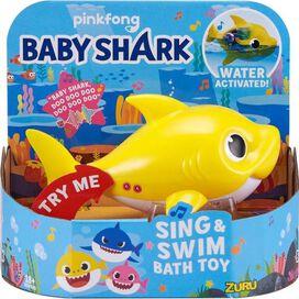 Robo Alive Junior Baby Shark