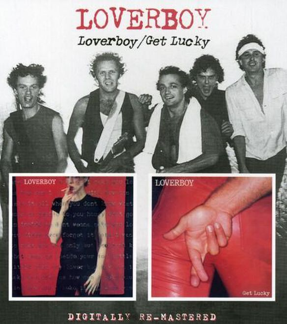 Loverboy / Get Lucky (Rmst) (Eng)