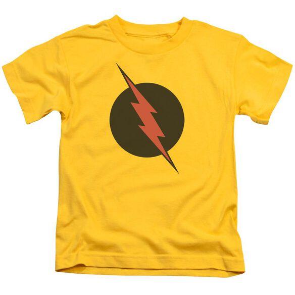 Jla Reverse Flash Short Sleeve Juvenile T-Shirt