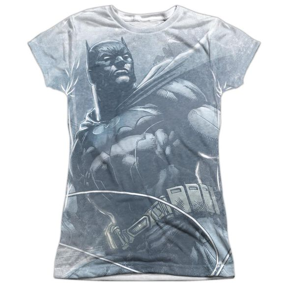 Batman Protector Short Sleeve Junior Poly Crew T-Shirt
