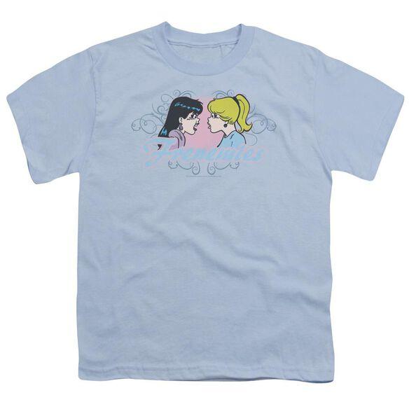 Archie Comics Frenemies Short Sleeve Youth Light T-Shirt