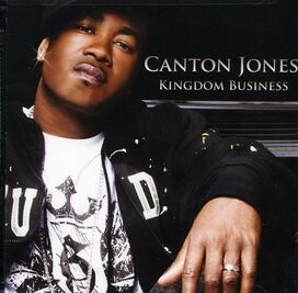 Canton Jones - Kingdom Business