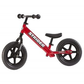 Strider - 12 Classic Balance Bike [Red], Ages 18 Months to 3 Years