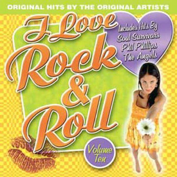 Various Artists - I Love Rock N Roll, Vol. 10