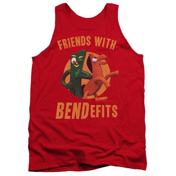 Gumby Bendefits Adult Tank