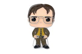 Funko Pop! Pin: The Office - Dwight Schrute