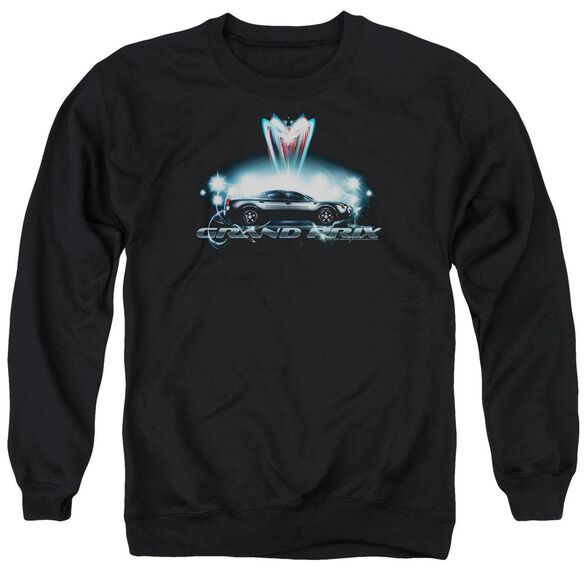 Pontiac Silver Grand Am Adult Crewneck Sweatshirt
