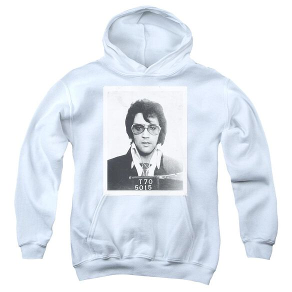 Elvis Framed Youth Pull Over Hoodie