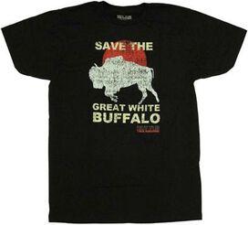 Hot Tub Time Machine Save Buffalo T-Shirt Sheer