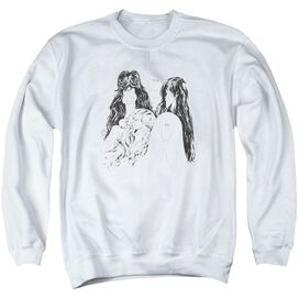 Aerosmith Draw The Line Adult Crewneck Sweatshirt
