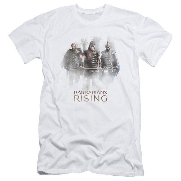 Barbarians Rising Three Barbarians Short Sleeve Adult T-Shirt