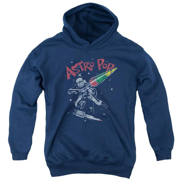 Astro Pop Space Joust Youth Pull Over Hoodie