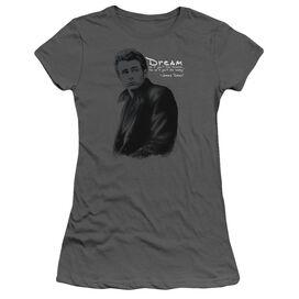 Dean Trench Short Sleeve Junior Sheer T-Shirt