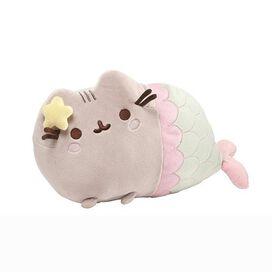 Pusheen Mermaid Cat Plush