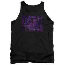 Deep Purple Spacey Adult Tank
