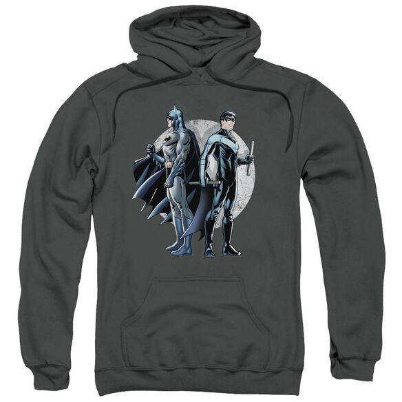 Batman Spotlight Adult Pull Over Hoodie