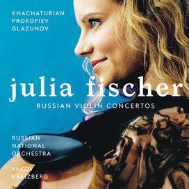 Glazunov/ Fischer - Russian Violin Concertos