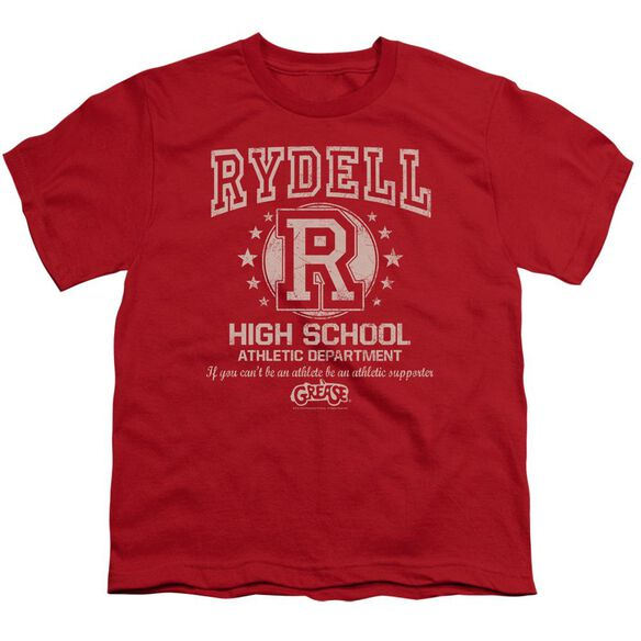 Grease Rydell High Short Sleeve Youth T-Shirt