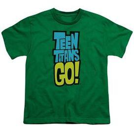Teen Titans Go Logo Youth T-Shirt