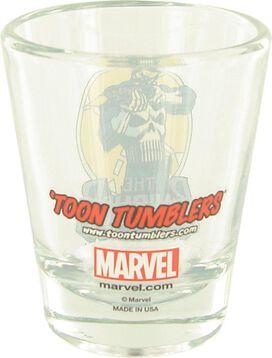 Punisher Mini Toon Tumbler Shot Glass