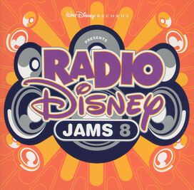 Disney - Radio Disney Jams, Vol. 8