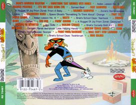 Various Artists - Space Ghost Surf & Turf: 22 Tiki-Torched Tunes