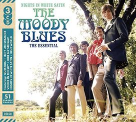The Moody Blues - Nights In White Satin: Essential Moody Blues