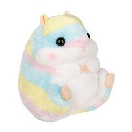 Amuse Rainbow Hamster Plush