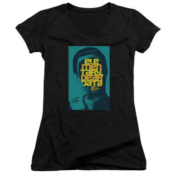 Star Trek Tng Season Episode 3 Junior V Neck T-Shirt