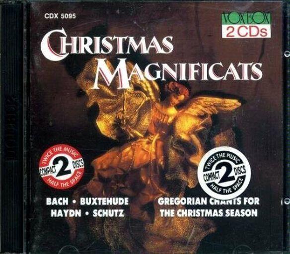 Haydn/ Rilling/ Stuttgart Bach Collegium - Christmas Magnificats